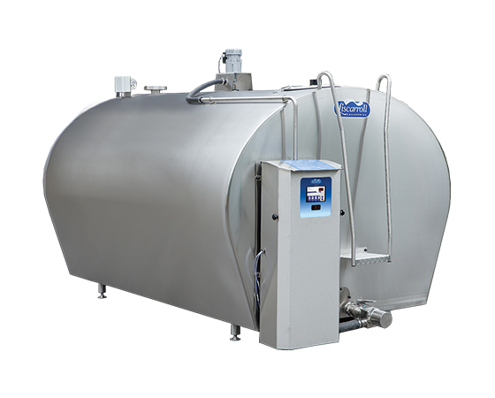 Milk Cooling Ice Bank